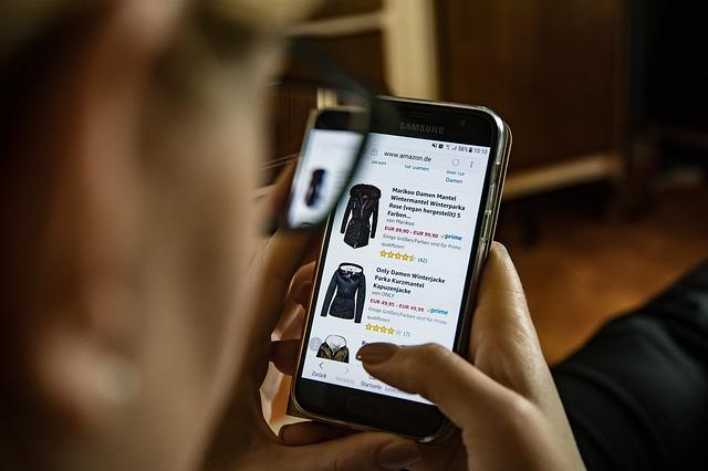 בגדים באינטרנט